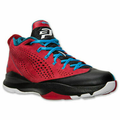 brand new a2d57 db046 Men s Jordan CP3.VII Basketball Shoes Red White Rockets 616805-607 Sz 11 12