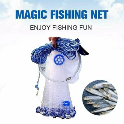 Magic Fishing Net 【2.4M,3M】- FREE SHIPPING 2019 LG
