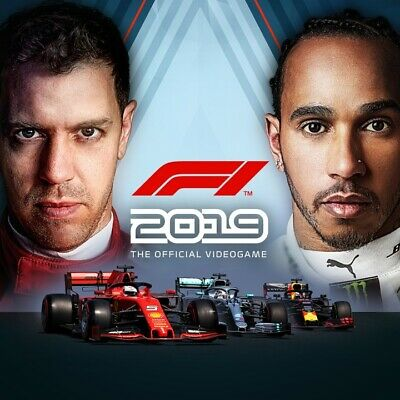F1 2019 Anniversary Edition per PC - ITALIANO Originale STEAM