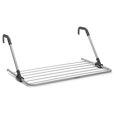 Brabantia Door Hanging Drying Rack Foldable Garment/Laundry/Clothes Hanger Airer