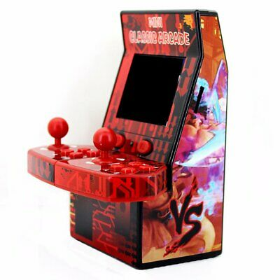 Retro Mini Portable Arcade Machine Classical Retro Handheld Video Game DP