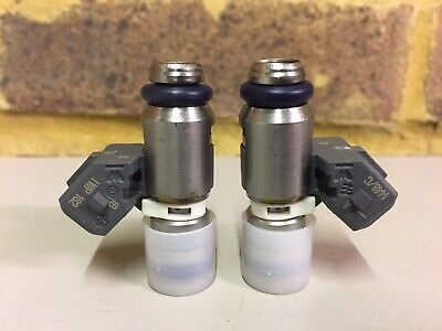 Genuine Harley-Davidson FUEL INJECTOR ASSEMBLY, PAIR 27609-01B