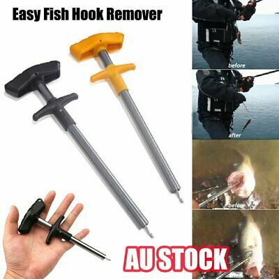 Professional Easy Fish Hook Remover New Fishing Tool – Safe, Easy & Fast LG