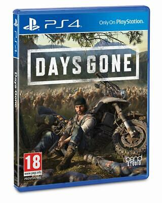 Sony Days Gone PS4 PlayStation 4 ITA videogioco  Days Gone, Playstation 4, 18+