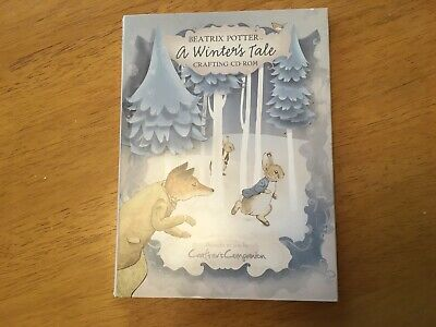Beatrix Potter - A Winter's Tale Crafting PC CD-ROM Software