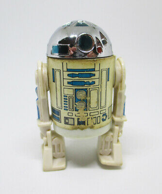 Star Wars Vintage R2-D2 Figure Complete 1977 Taiwan Kenner First 12