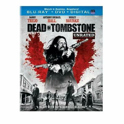 Dead In Tombstone Blu-Ray On Blu-Ray With Danny Trejo Very Good