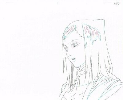 Ergo Proxy *Real Mayer* Original Production Anime Cel