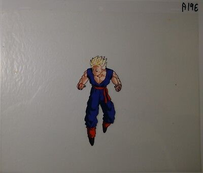 DRAGONBALL Z *Gohan* Original Production Anime Cel