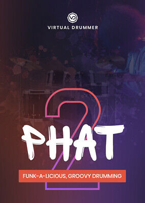 UJAM Instruments - PHAT Virtual Drummer (VST/AAX/AU) License