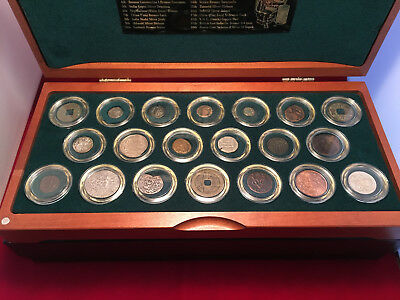 "Ancient Coins, Bronze,Copper,Silver Coins "" 20 Centuries A.D Coin Collection """