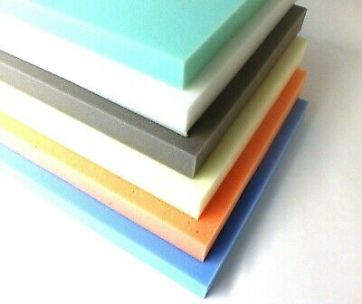 Upholstery foam cushions sheets all sizes foam cut to size firm medium soft foam