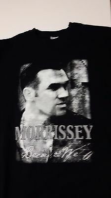 80s Morrissey Size Small Brand New Moz The Smiths Shoplifters of the World Unit