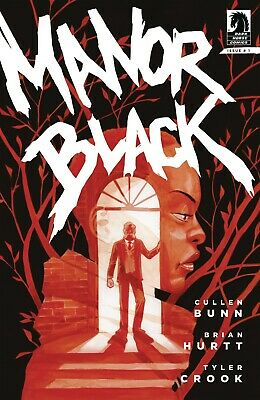 Manor Black #1 Cover A Dark Horse Comics PREORDER - SHIPS 31/07/19