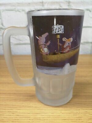 Vintage Clangers Frosted Tankard Excellent Condition (7