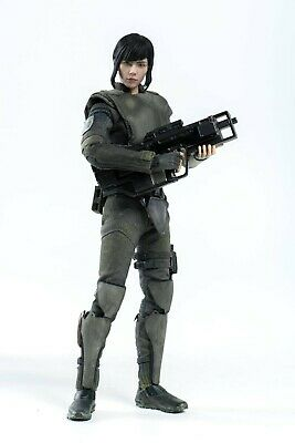 Ghost In The Shell Action Figure 1/6 Major 27 Cm Threezero