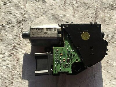 Audi Q7 2007-2015 Passenger Left Rear Electric Sliding Sun Roof Motor 4L0959591A