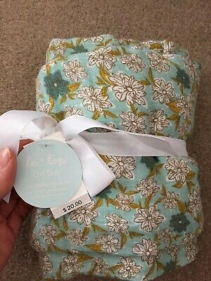 Le Top Bebe Swaddle Blanket Brand New