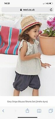 Girls 2 Piece Outfit - 5-6 Years From Next