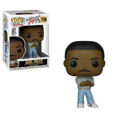 Beverly Hills Cop - Axel - Funko Pop! Movies: (2019, Toy NEUF)