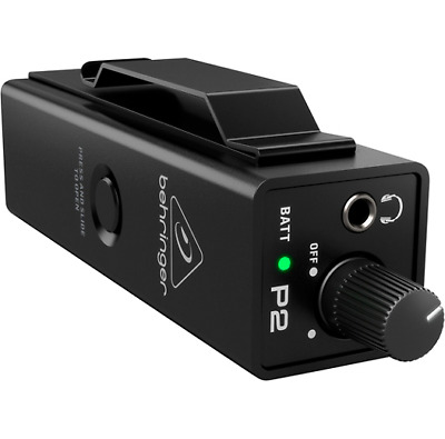 Behringer P2 Ultra-ultra Compact Personal Monitor