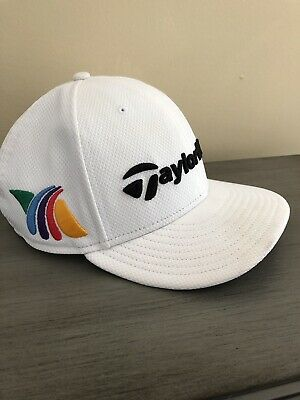c75a09f8aca89 TaylorMade M 1 PGA Tour Issue Hat • Golf Accessories • White-One Size Fits