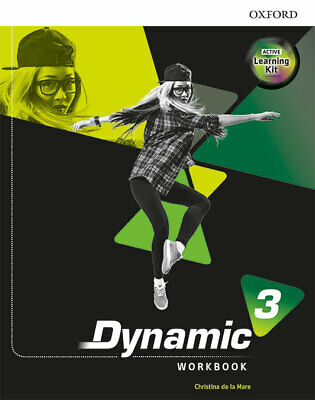 Dynamic 3. Activity Book