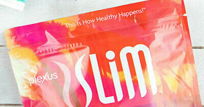 NEW Sealed Plexus Slim PINK Drink Microbiome Activating 30 Packets