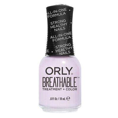 ORLY Breathable Smalto All In One 18ml Pamper Me