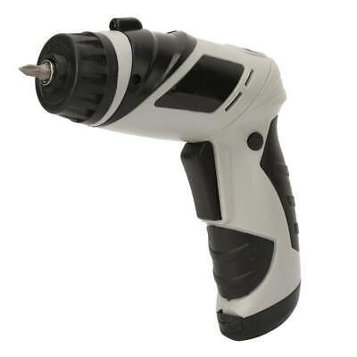 6V Rechargeable Cordless AA Battery Electric Soft  Handgun Screwdriver Drill