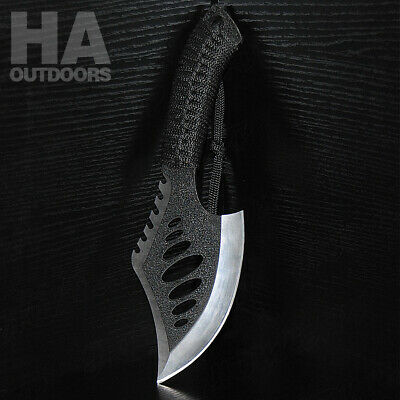 High Carbon Steel Axe Outdoor Survival Hatchet Hiking Camping Hand Tools F900