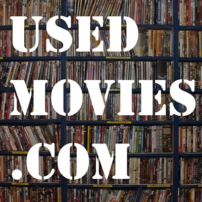 Used Movies .com Premium Domain Name (MAKE AN OFFER)