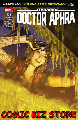 Star Wars Doctor Aphra #32 (2019) 1St Printing Witter Main Cover Marvel Comics