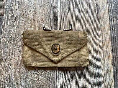 WW2 WWII US American Army First Aid Pouch