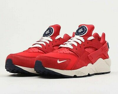 huge discount 435b2 37b15 Nike Air Huarache Run Prm Men s Shoe  Size 13  University Red Sail 704830