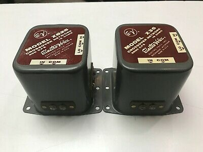 Electro-Voice Model X825 Crossover Networks (PAIR)
