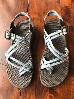 12d645bfc6a9 Chaco Womens Sandals Size 8 Z X2 Outdoor Trail Sandals