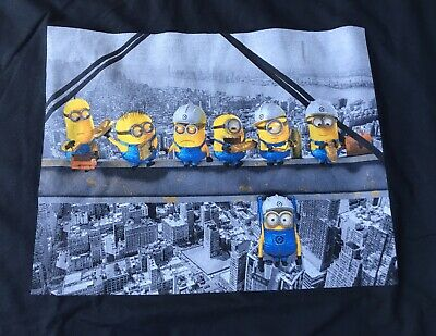Minions Worker Despicable Me Wall Poster Art Great Format A0 Wide