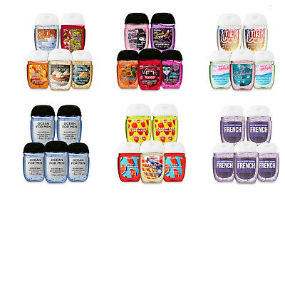 Bath and Body Works Pocketbac Hand Sanitizer 5 Pack - FREE SHIPPING