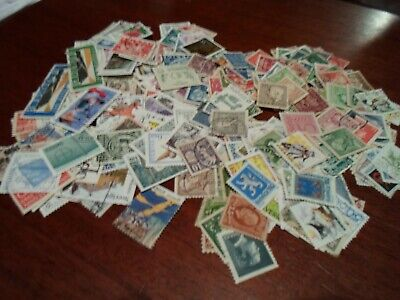Collection lot 380 different stamps of Sweden