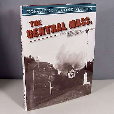 THE CENTRAL MASSACHUSETTS RAILROAD by Boston & Maine Railroad Society (B & M)