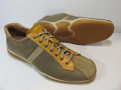 7b0493e40c1 PRADA Sneakers Men s Sz 7.5 US 9.5 EXTREMELY RARE! Made in Italy! Only  0.01