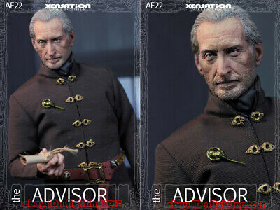 Xensation AF22 1/6 Game Of Thrones ADVISOR Lord Tywin Lannister Figure Model