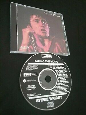 Stevie Wright Cd Greatest Hits Disctronics 465266 2 Albert Productions Australia