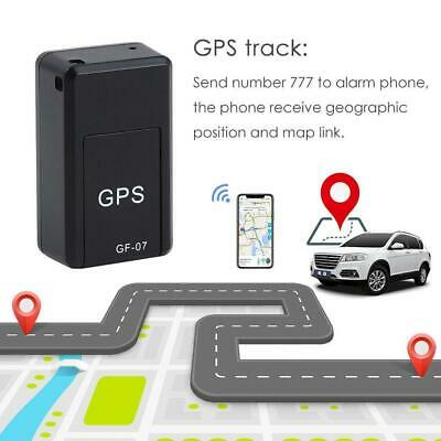 Magnetic Mini Car GPS Tracker Real Time Tracking Locator Device Voice Records