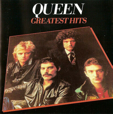 Queen - Greatest Hits - 1994 CD Album