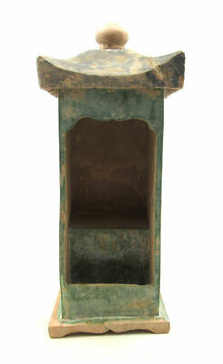Ancient Chinese Ming Dynasty shrine with removable roof - Circa 1368–1644 AD