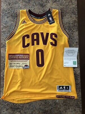 47f5b10fb03 Kevin Love Autograph Adidas Swingman Cleveland Cavaliers Jersey  Authenticated