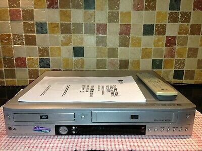 **Bargain** Lg Rc1000 Dvd Recorder And Vcr Recorder Combo/Combi