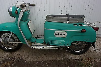scooter Manet 125cc